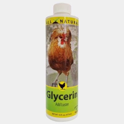 Poultry Show Glycerin