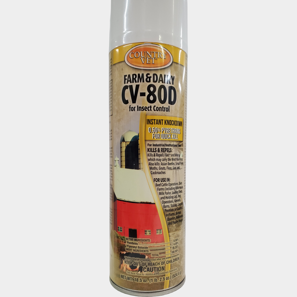 Farm & Dairy CV-80D Flying Insect Control Spray
