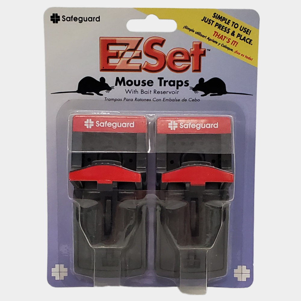 EZ-Set Mouse Trap