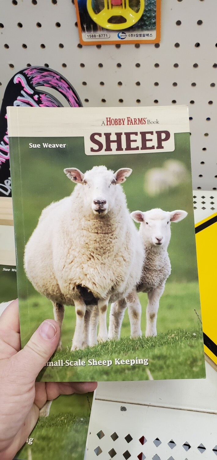 Small-scale sheep keeping