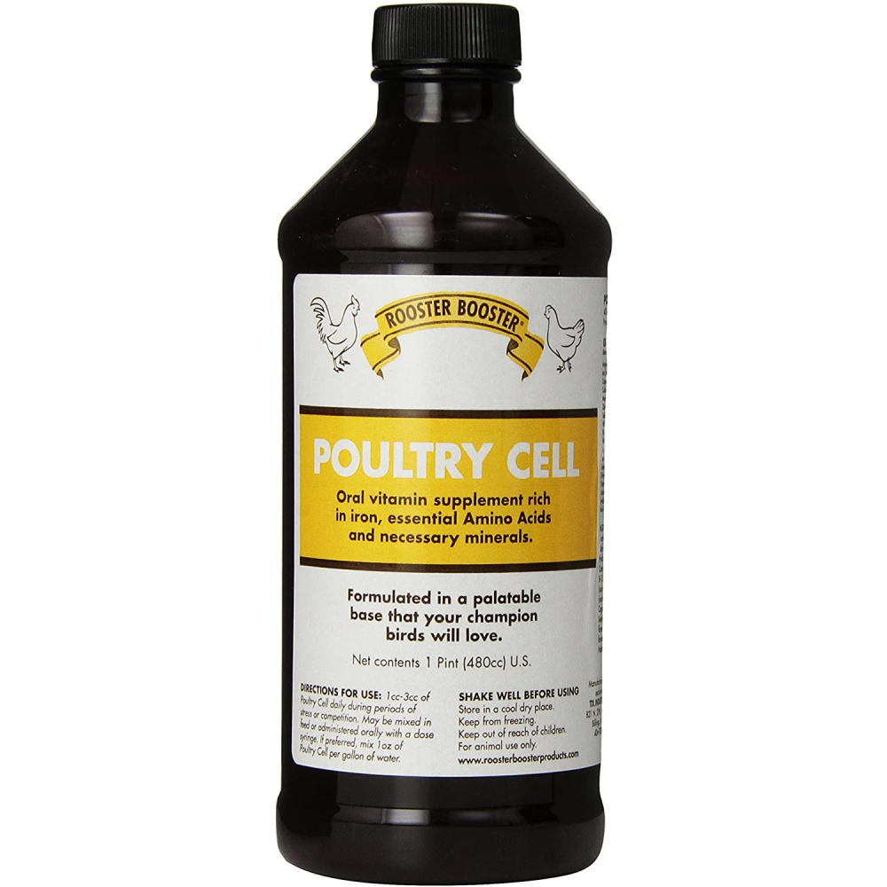 Rooster Booster Poultry Cell
