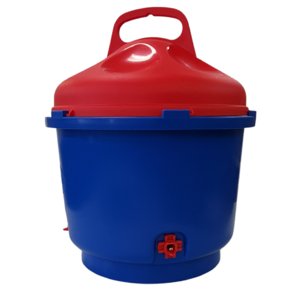 Heated 3-Gallon Nipple Waterer