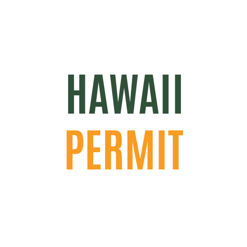 Hawaii Import Permit