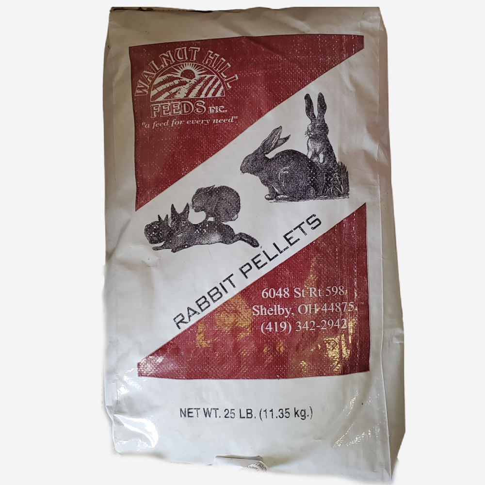Complete Rabbit Feed Pellets 17%