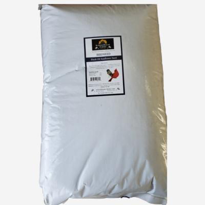 Non-GMO Black Oil Sunflower Seeds, 50 lb Bag