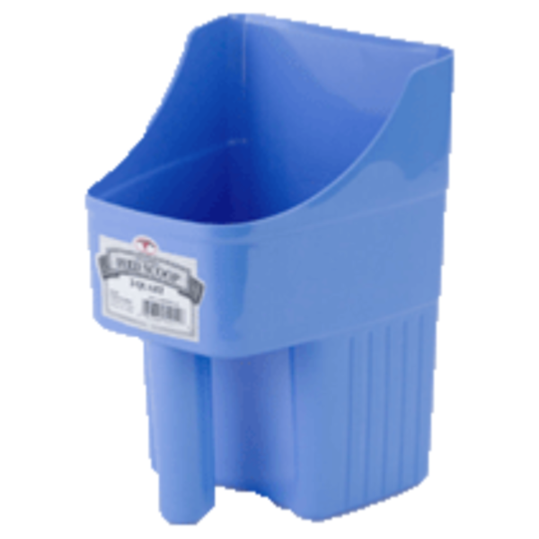3-Quart Plastic Feed Scoop