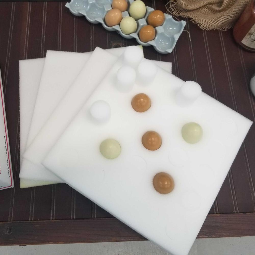 Egg Shipping Foam Kit