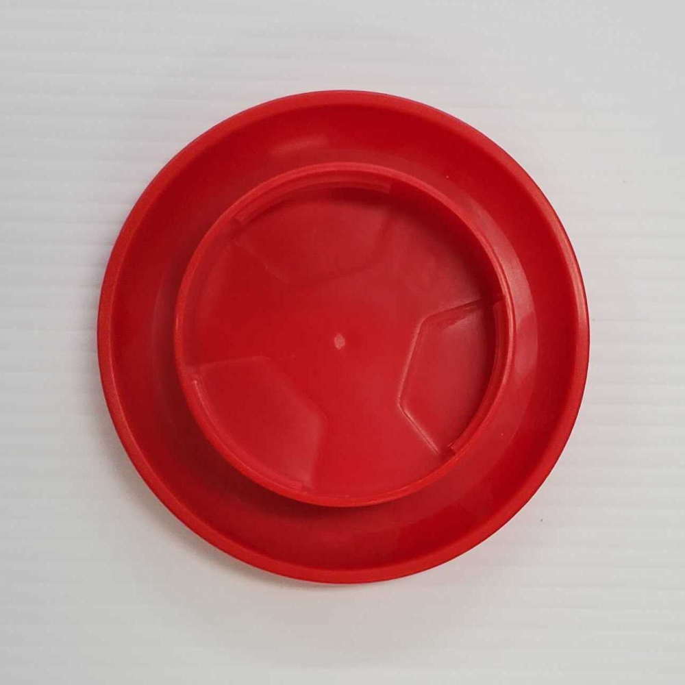 Plastic Threaded Mason Jar Game Bird Base