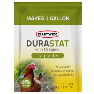 Durvet Durastat with Oregano - Single Dose Packet