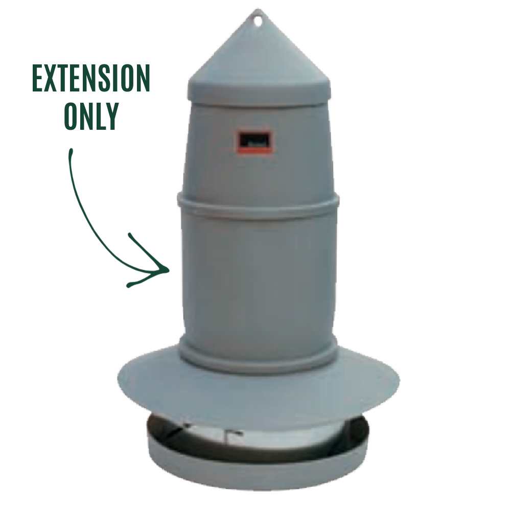 Poly Extension Ring for Range Feeders