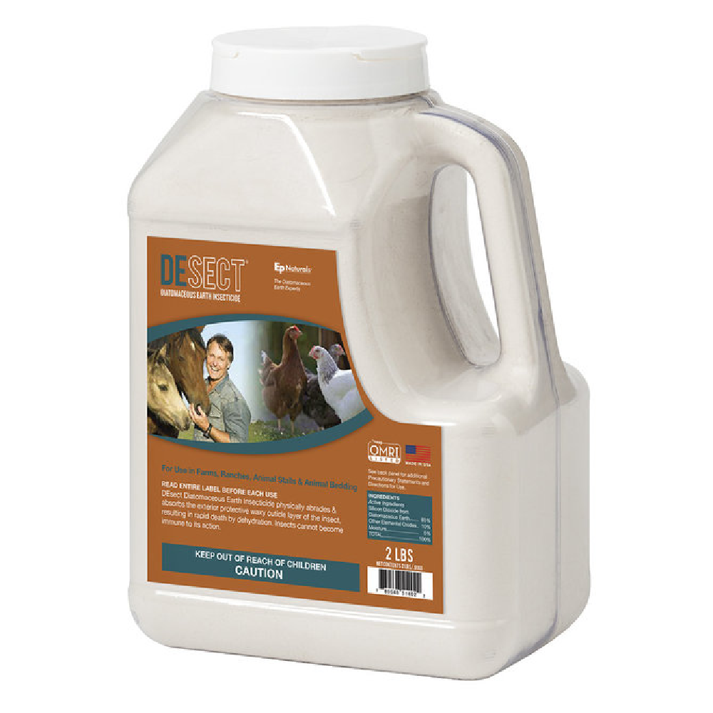 DEsect Diatomaceous Earth Insecticide