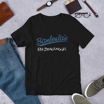 Bamboula's Short-Sleeve Unisex T-Shirt
