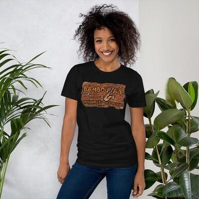 Throwback Bamboula's Brick Short-Sleeve Unisex T-Shirt