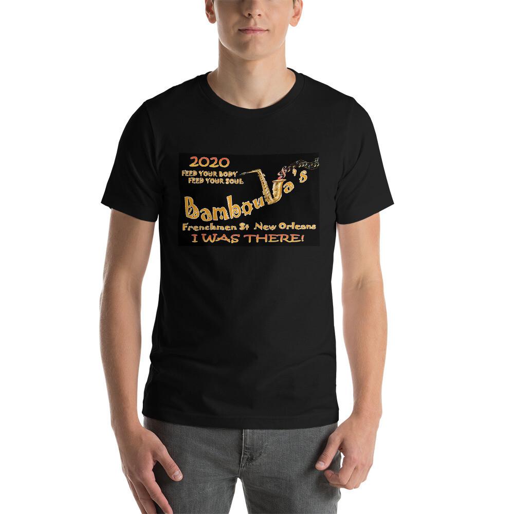 Bamboula's 2020 New Years Short-Sleeve Unisex T-Shirt