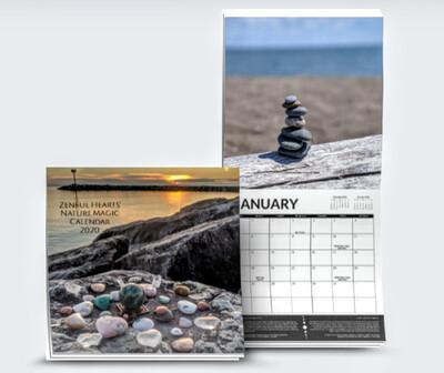 Nature Magic Calendar