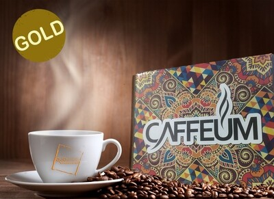 ARABICA -100 cialde - CAFFEUM - limited edition