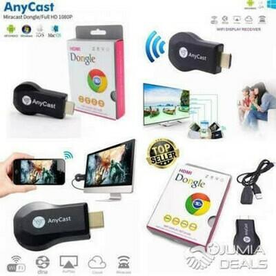 dongle anycast partage ecran
