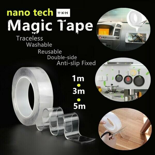 Nano Tech Magic Tape