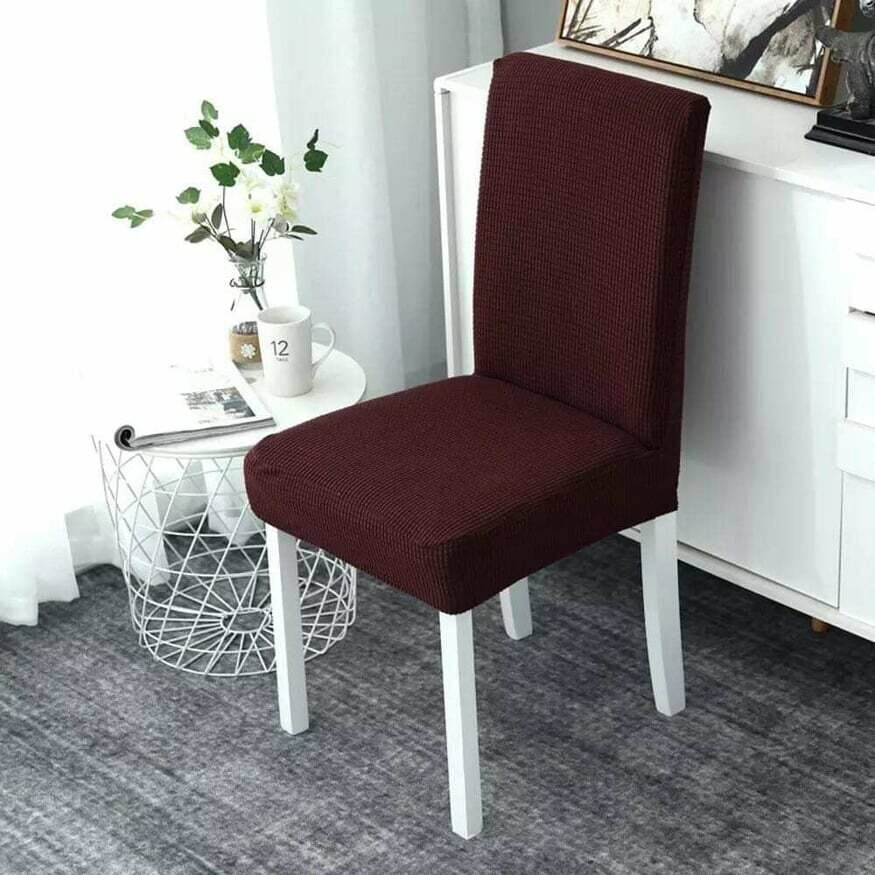 Couvre Chaise Moderne 6pieces