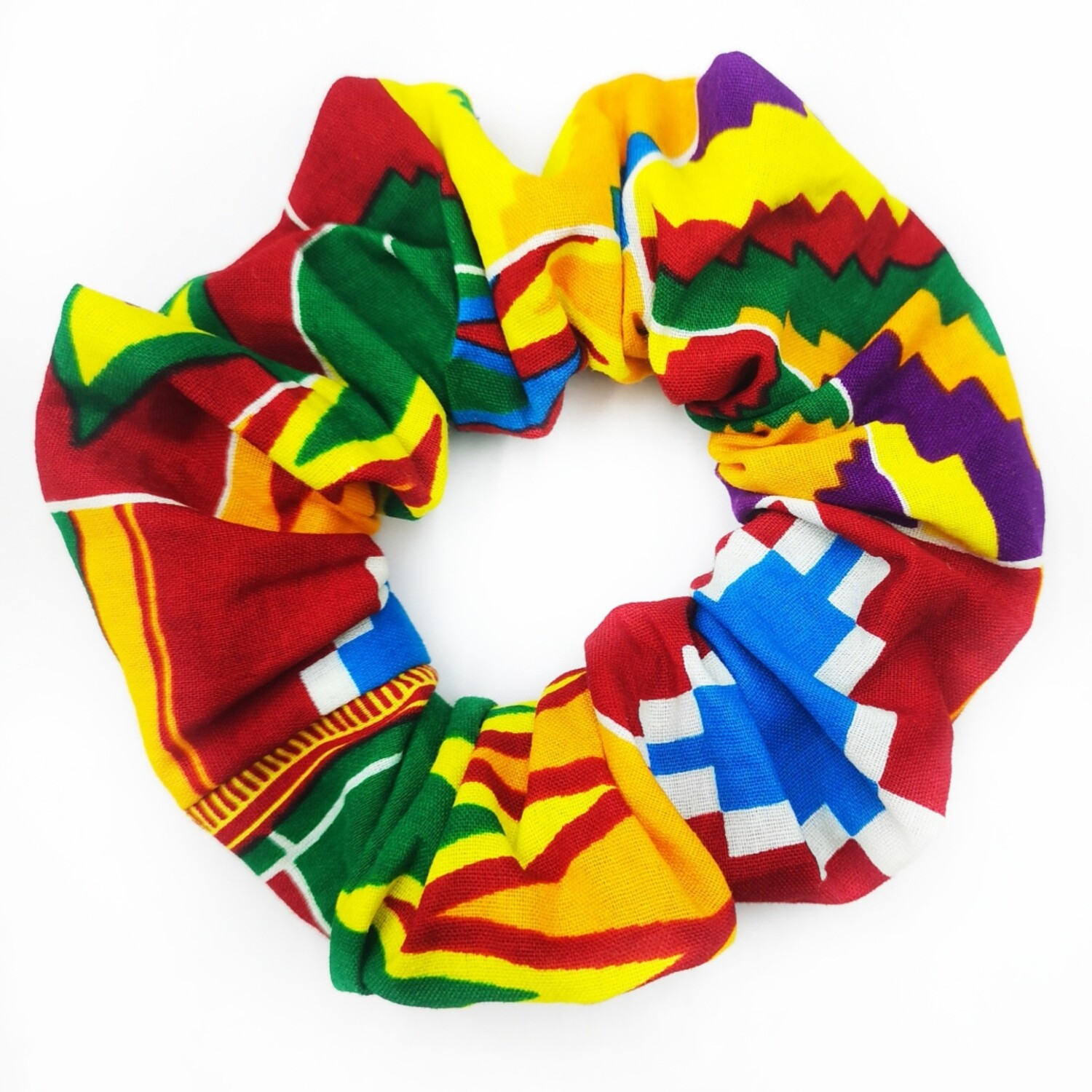 Kenteme hair Scrunchie