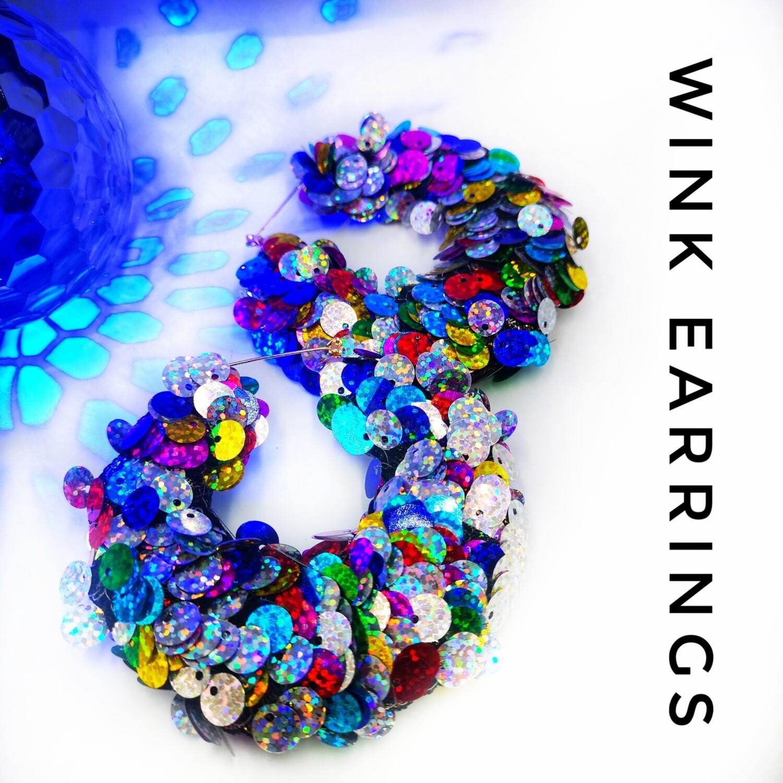 Wink Earrings