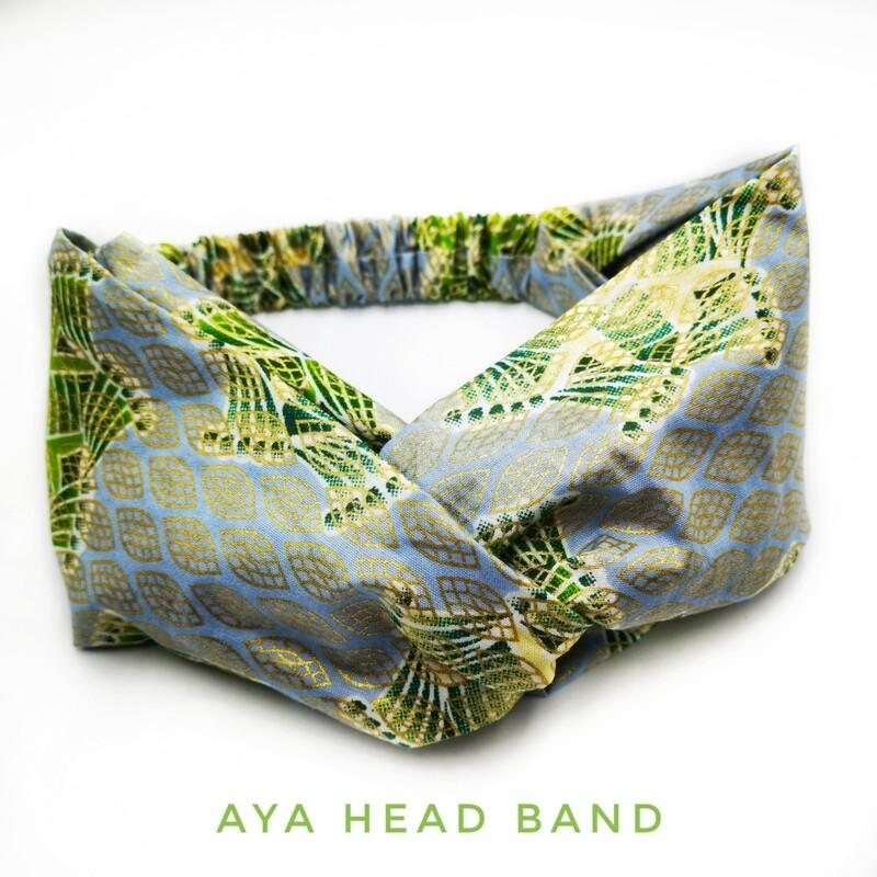 Aya turban headband