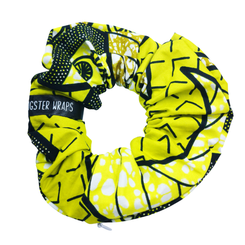 Akuchi scrunchie