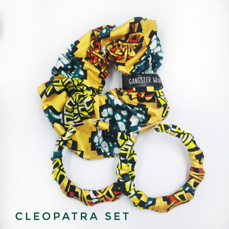 Cleopatra set one off