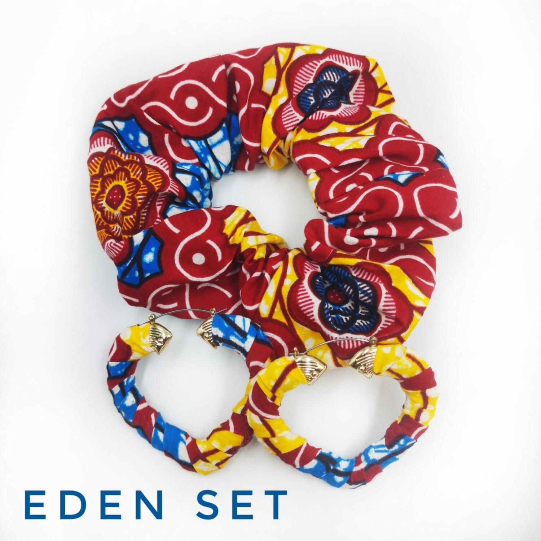 Eden set one off