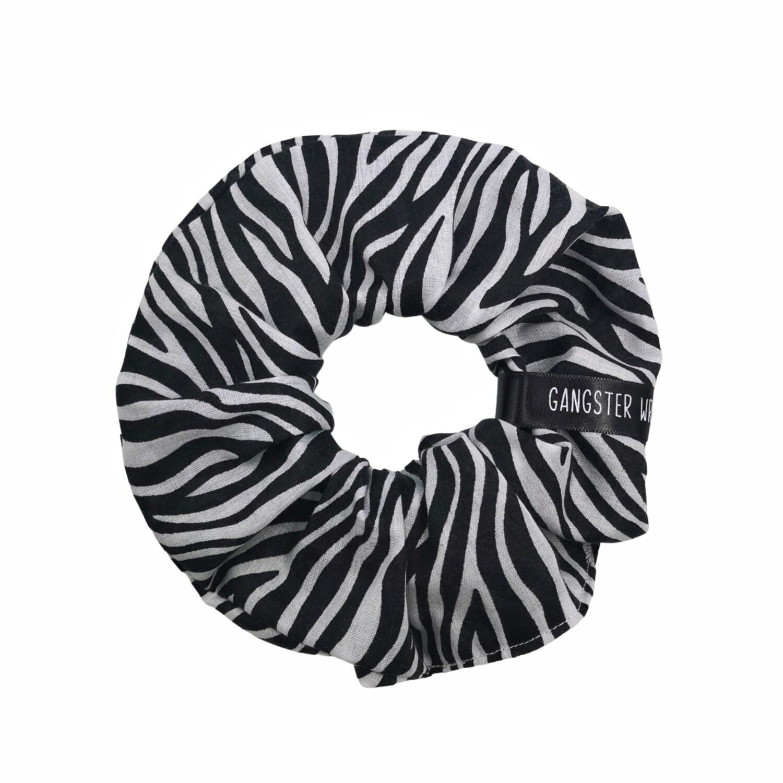 Zebra G Scrunchie