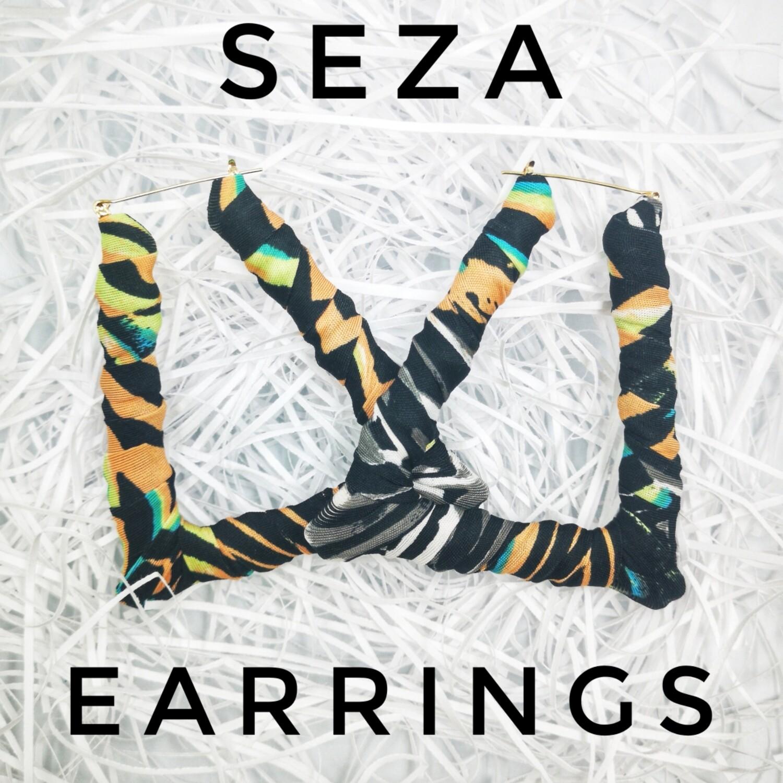 Seza Earrings