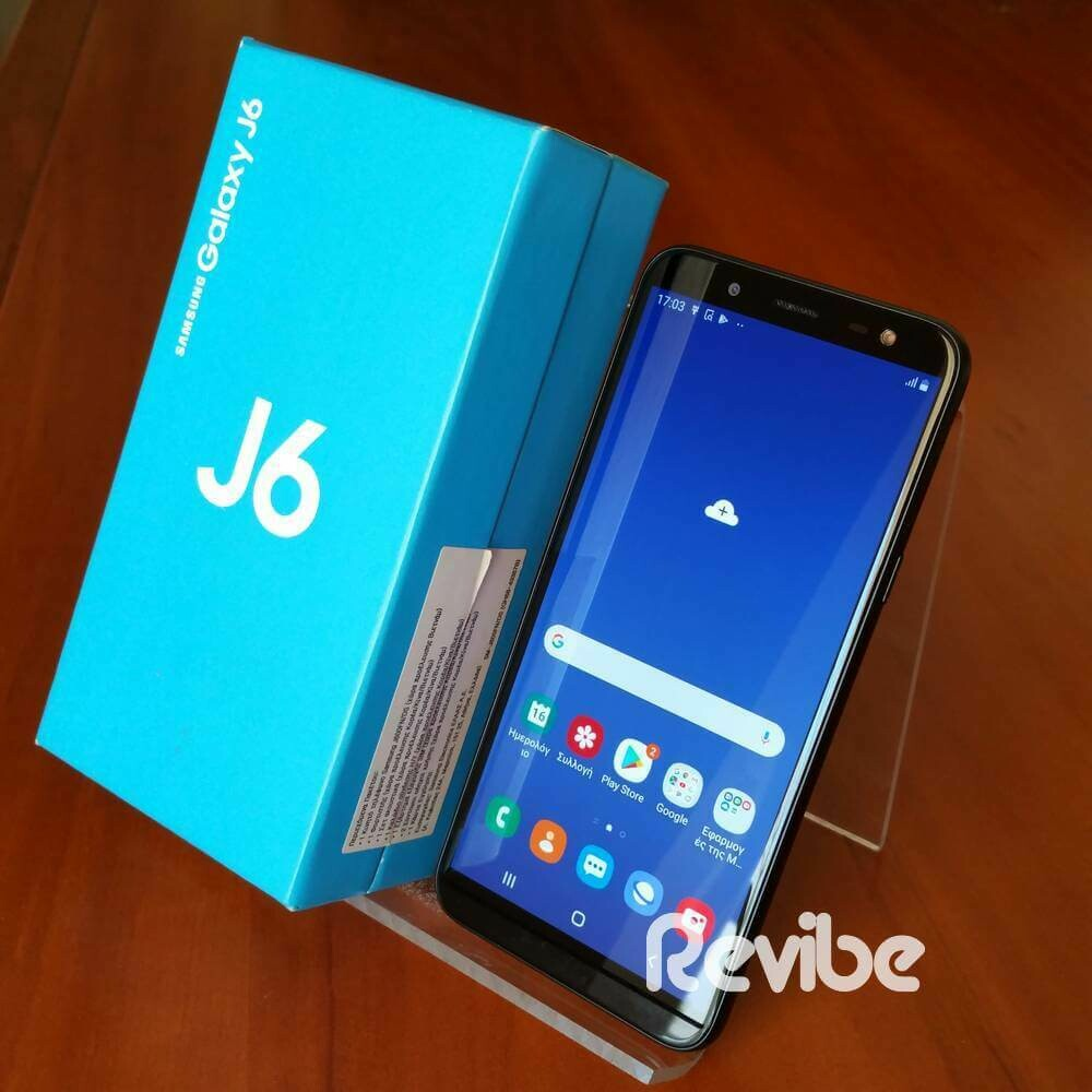 "Samsung Galaxy J6 (J600), με 15 μήνες Samsung εγγύηση, 5.6"", 32/3, 8core"