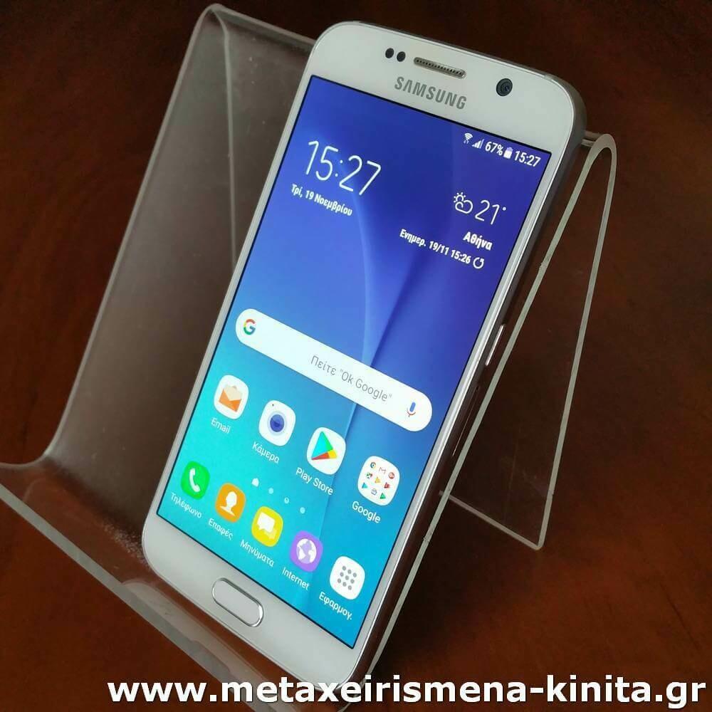 """Samsung Galaxy S6 (G920F), 5.1"""", 32/3"""