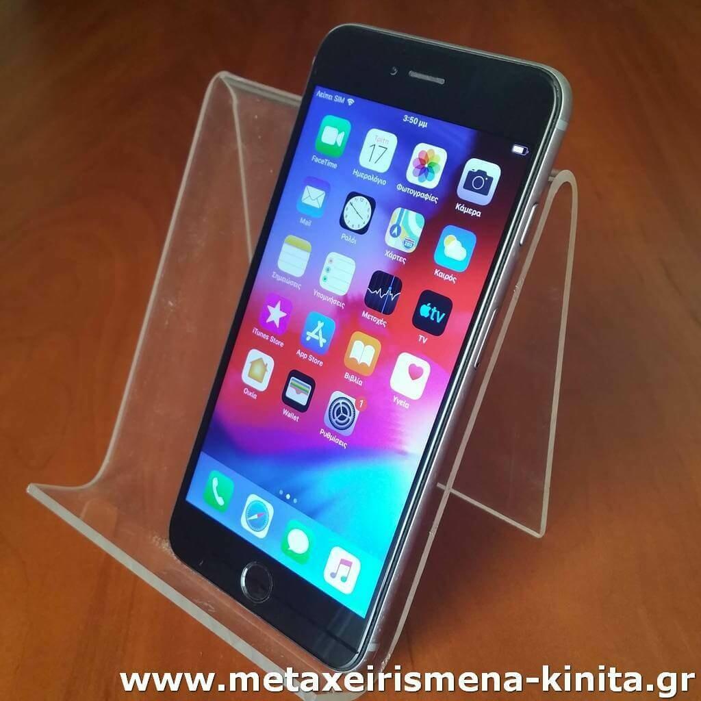 iPhone 6 Plus 16GB 98% υγεία μπαταρίας