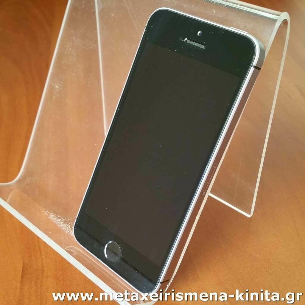 iPhone SE 64GB 91% υγεία μπαταρίας