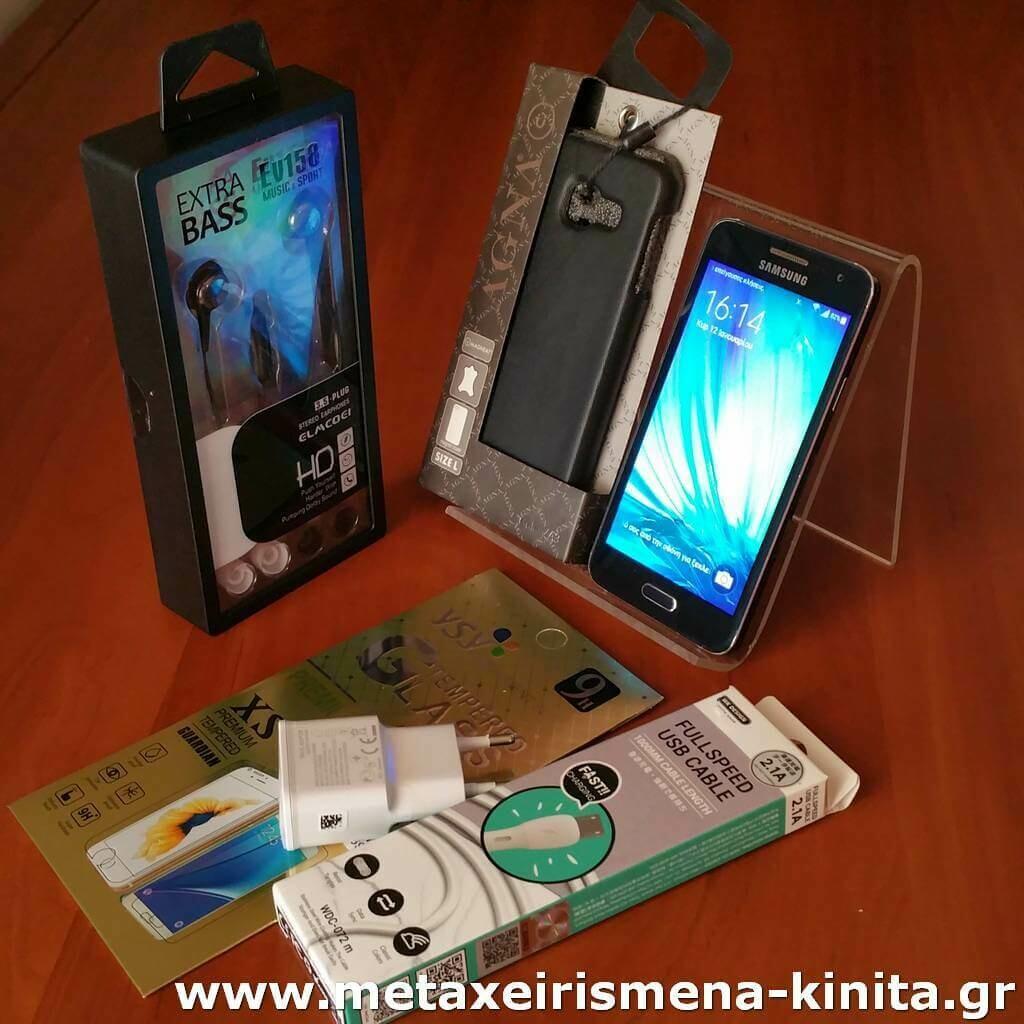 """Samsung Galaxy A3 2015 (A300FU), 4.5"""", 16/1.5"""