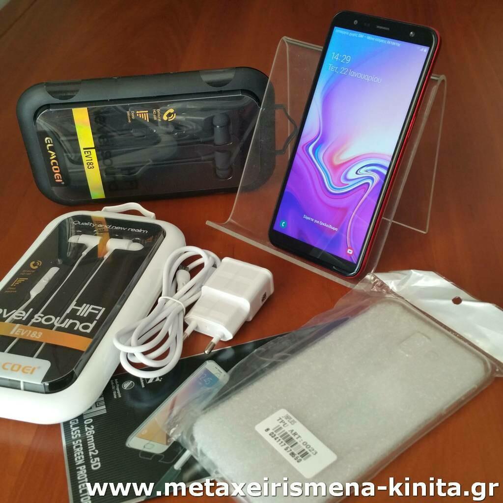 """Samsung Galaxy J6+ (J610FN), 6"""", 32/3"""