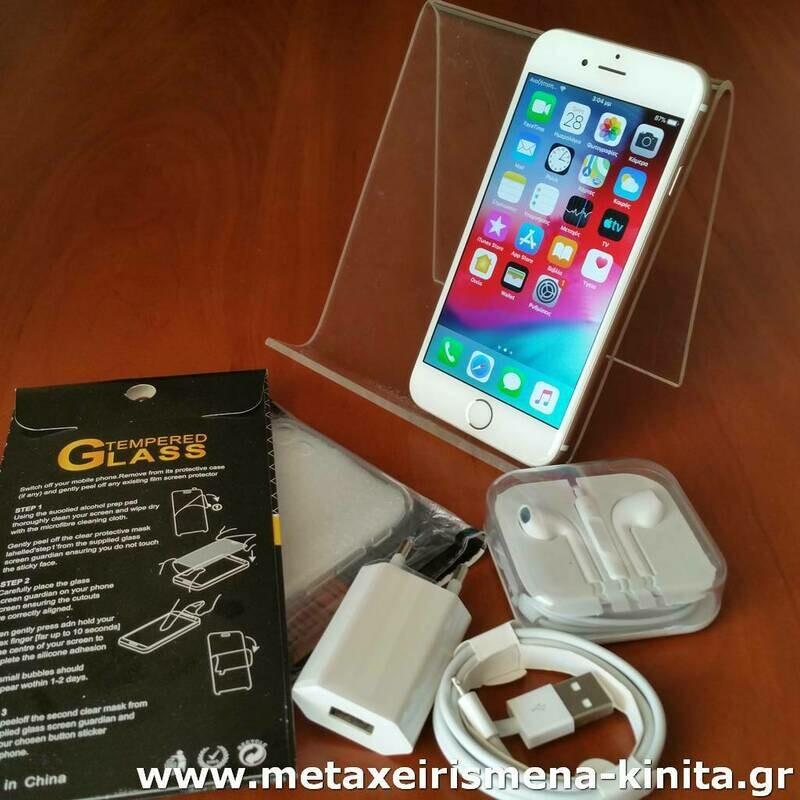 iPhone 6 64GB 100% υγεία μπαταρίας