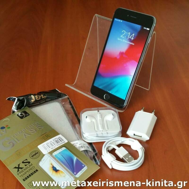 iPhone 6 Plus 16GB 82% υγεία μπαταρίας