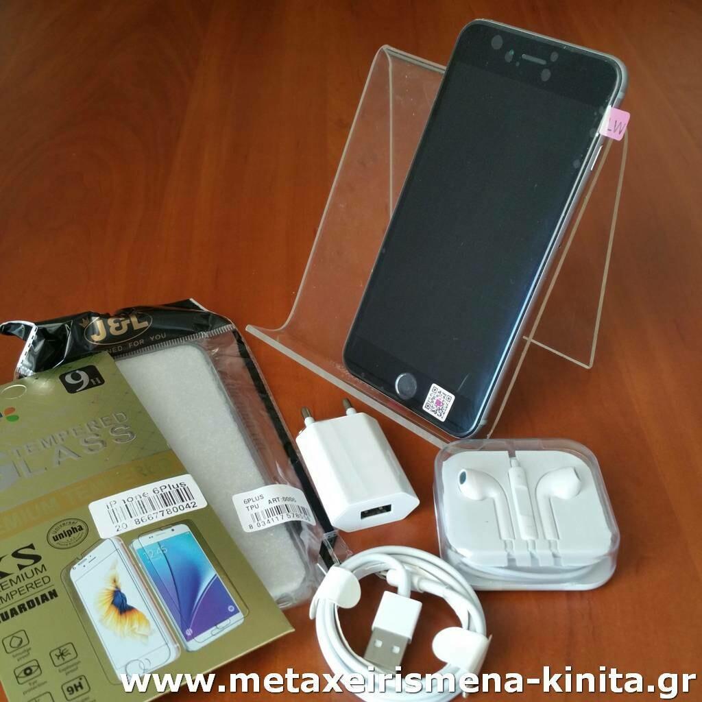 iPhone 6 Plus 128GB 90% υγεία μπαταρίας