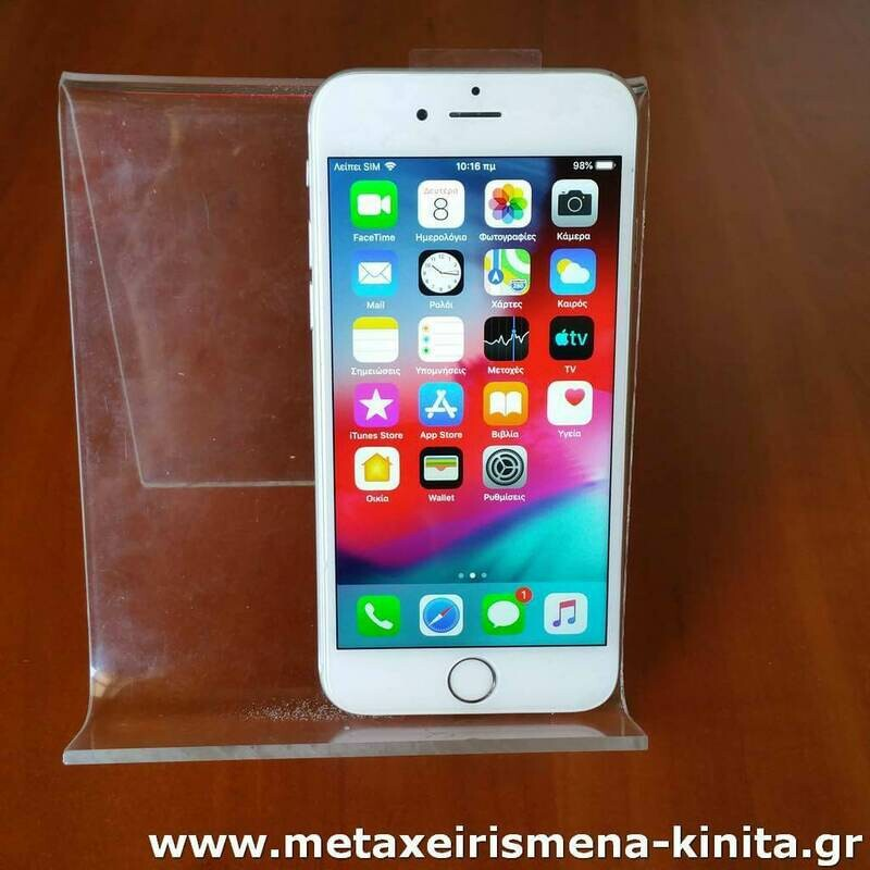 iPhone 6 16GB 100% υγεία μπαταρίας