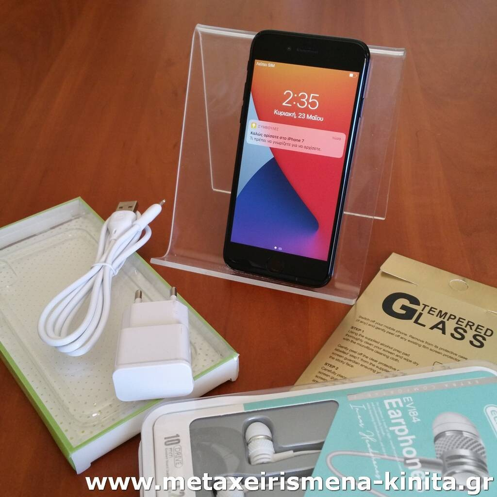 iPhone 7 32GB με 86% υγεία μπαταρίας