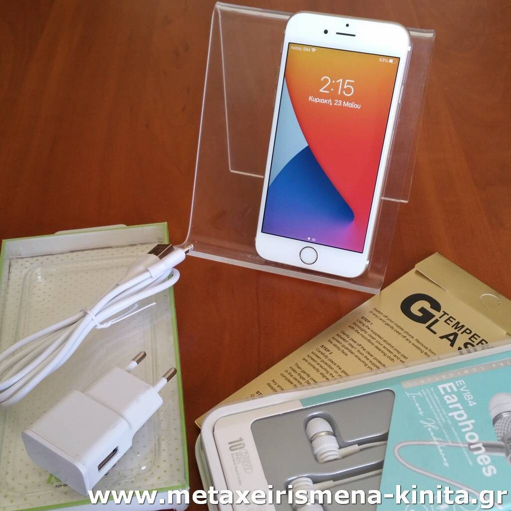 iPhone 6s 64GB με 88% υγεία μπαταρίας