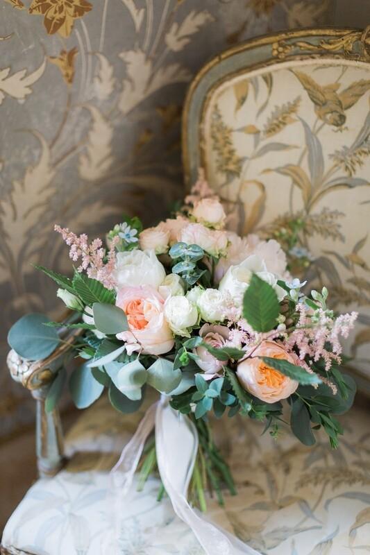 Bouquet botanico lusso / Luxury garden style bouquet