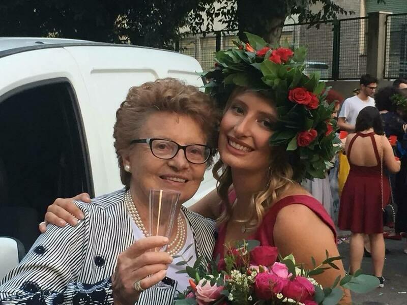 Coroncine di alloro per Laurea /  Laurel wreaths for graduation
