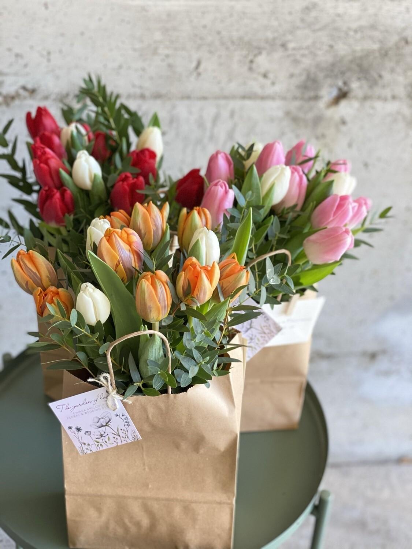 Bouquet di Tulipani - Tulips Bouquet