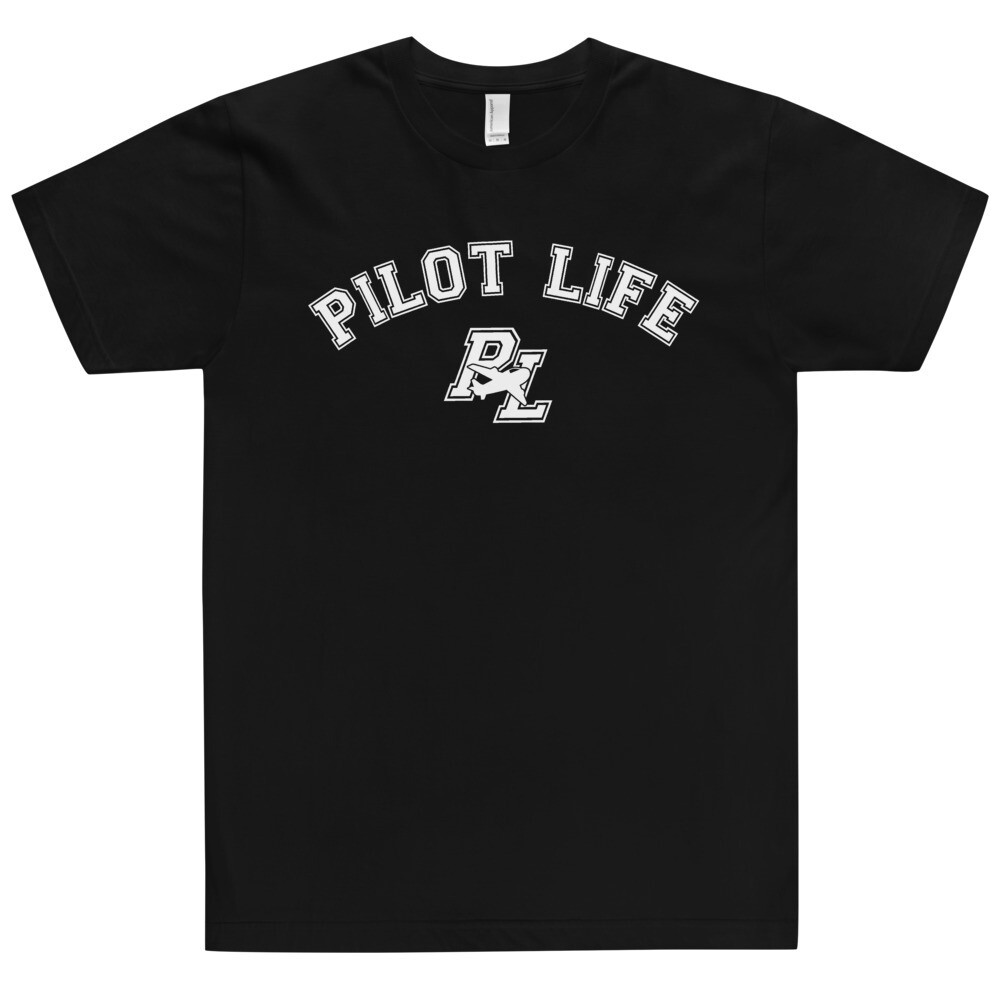 Pilot Life T-Shirt (Multiple Colors)