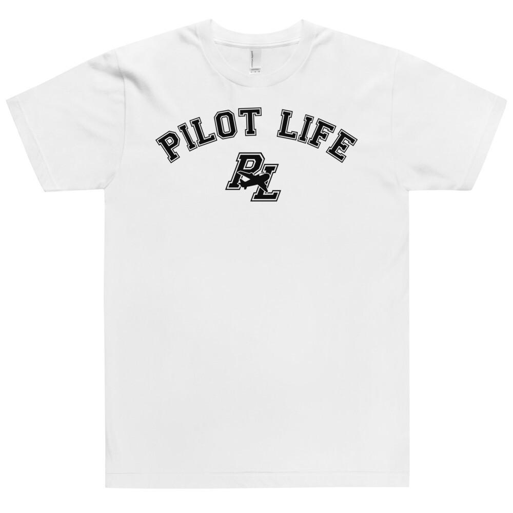 Pilot Life T-Shirt (White)