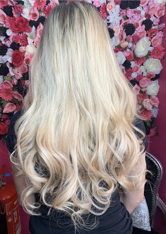 Half Day (Hairdresser) Hair Extensions Course