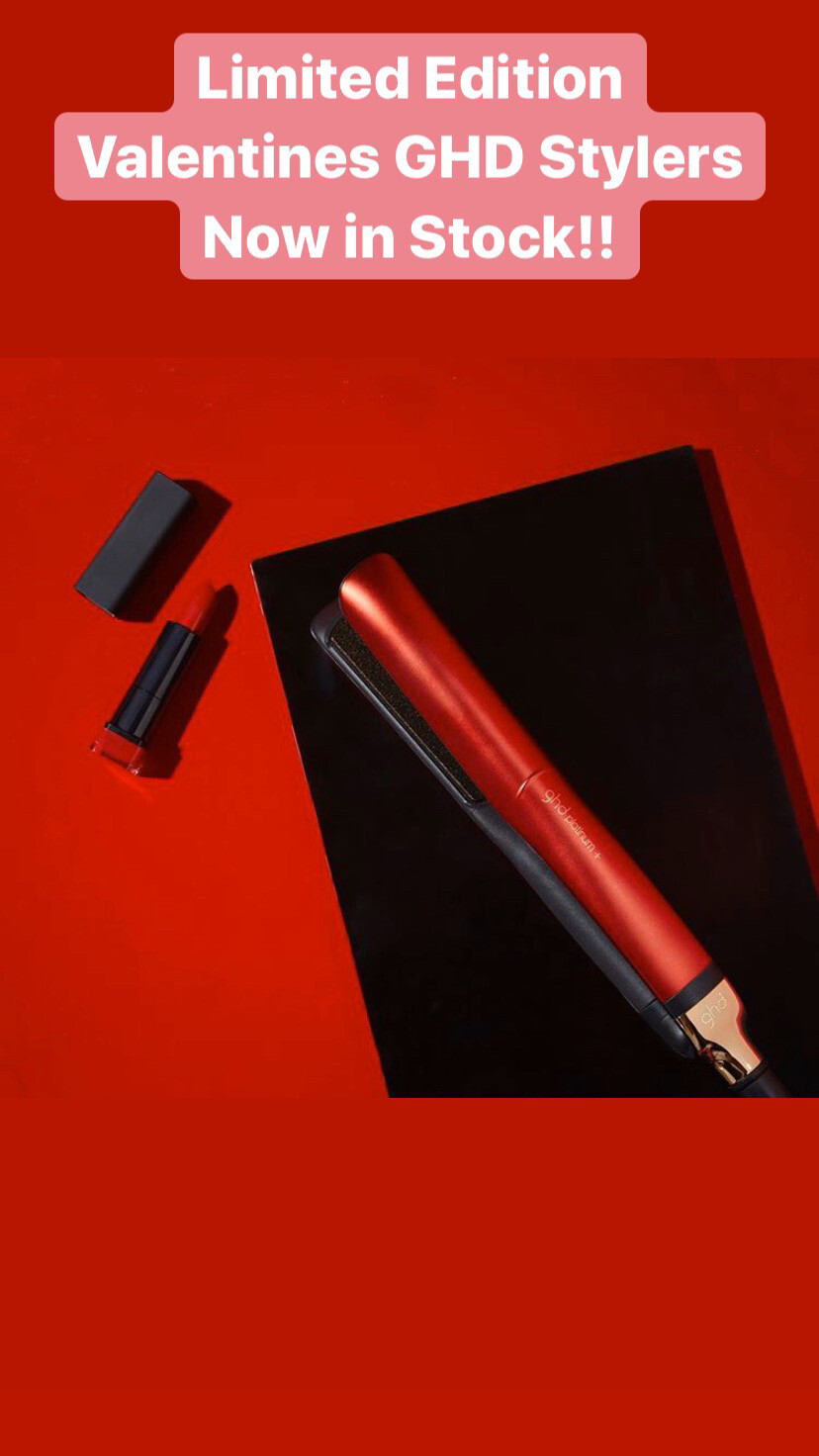 Valentines Day Limited Edition GHD Styler